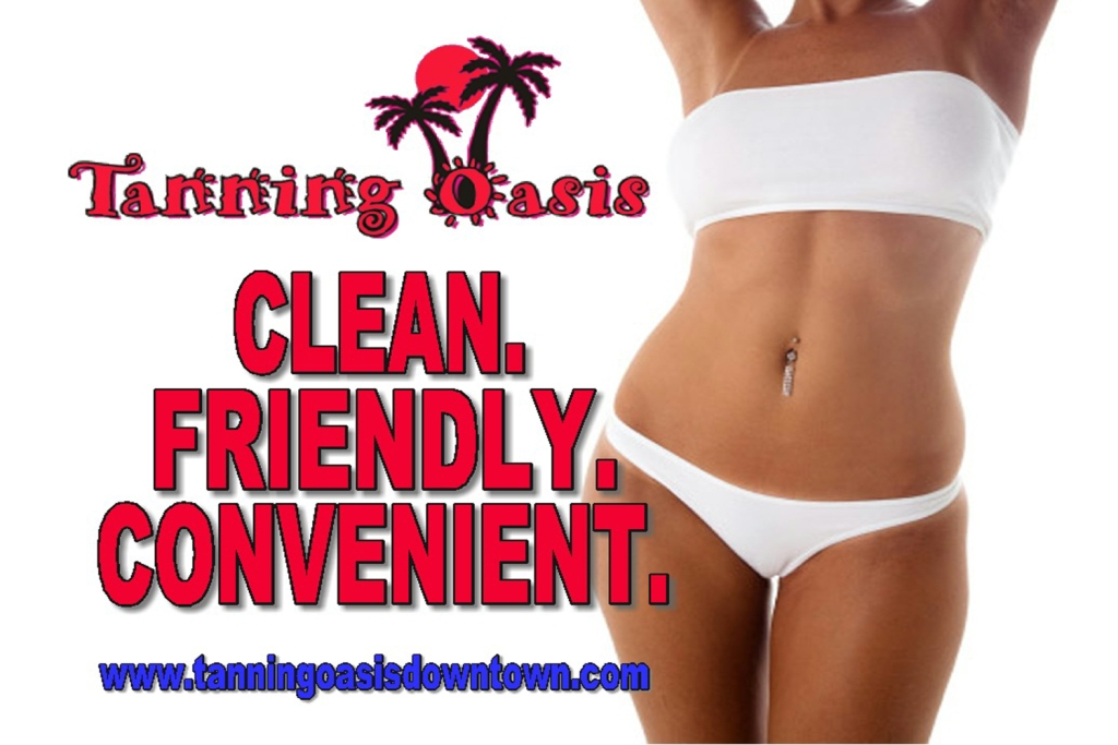 Tanning Oasis Tuscaloosa Spring Clean Friendly