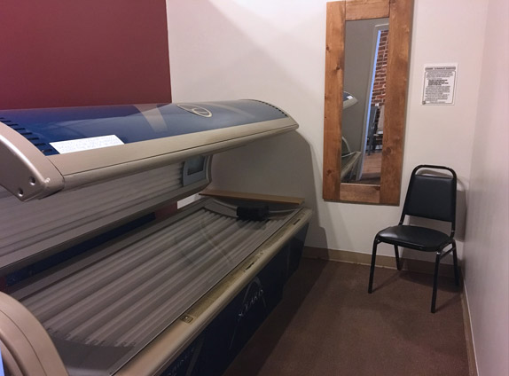 new tanning room Tanning Oasis