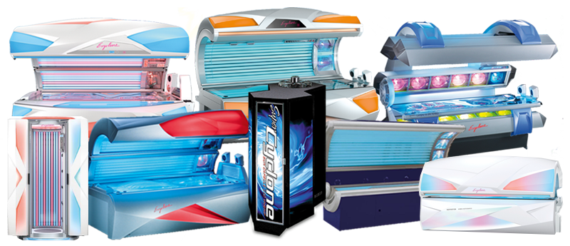 All our tanning beds available at Tanning Oasis.