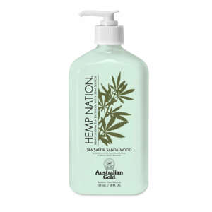Hemp Nation Sea Salt & Sandalwood